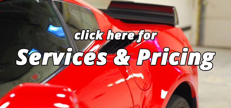 Auto Detailing Services and Prices